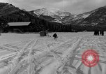 Image of air sled Colorado United States USA, 1933, second 57 stock footage video 65675042745
