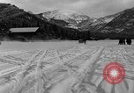 Image of air sled Colorado United States USA, 1933, second 59 stock footage video 65675042745
