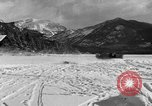 Image of air sled Colorado United States USA, 1933, second 60 stock footage video 65675042745