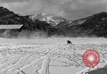 Image of air sled Colorado United States USA, 1933, second 61 stock footage video 65675042745