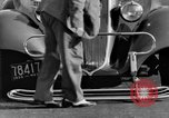 Image of bumper of a car Springfield Massachusetts USA, 1935, second 33 stock footage video 65675042766