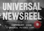 Image of Washington Husky crew boat race Seattle Washington USA, 1936, second 6 stock footage video 65675042771