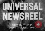 Image of Washington Husky crew boat race Seattle Washington USA, 1936, second 9 stock footage video 65675042771