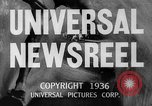 Image of Washington Husky crew boat race Seattle Washington USA, 1936, second 10 stock footage video 65675042771