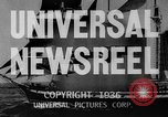 Image of Washington Husky crew boat race Seattle Washington USA, 1936, second 25 stock footage video 65675042771