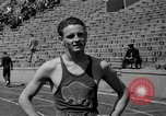 Image of Glenn Cunningham Lawrence Kansas USA, 1936, second 23 stock footage video 65675042777