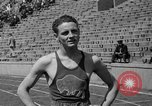 Image of Glenn Cunningham Lawrence Kansas USA, 1936, second 25 stock footage video 65675042777
