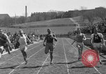 Image of Glenn Cunningham Lawrence Kansas USA, 1936, second 35 stock footage video 65675042777