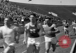 Image of Glenn Cunningham Lawrence Kansas USA, 1936, second 52 stock footage video 65675042777