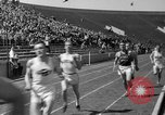 Image of Glenn Cunningham Lawrence Kansas USA, 1936, second 53 stock footage video 65675042777