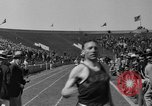 Image of Glenn Cunningham Lawrence Kansas USA, 1936, second 62 stock footage video 65675042777