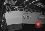 Image of United States Selfridge destroyer Camden New Jersey USA, 1936, second 22 stock footage video 65675042781