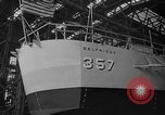 Image of United States Selfridge destroyer Camden New Jersey USA, 1936, second 23 stock footage video 65675042781