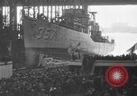 Image of United States Selfridge destroyer Camden New Jersey USA, 1936, second 42 stock footage video 65675042781