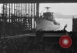 Image of United States Selfridge destroyer Camden New Jersey USA, 1936, second 52 stock footage video 65675042781