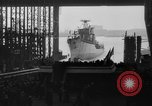 Image of United States Selfridge destroyer Camden New Jersey USA, 1936, second 58 stock footage video 65675042781