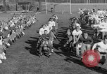 Image of Notre Dame football team South Bend Indiana USA, 1938, second 13 stock footage video 65675042790