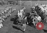 Image of Notre Dame football team South Bend Indiana USA, 1938, second 15 stock footage video 65675042790