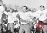 Image of Notre Dame football team South Bend Indiana USA, 1938, second 16 stock footage video 65675042790