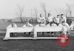 Image of Notre Dame football team South Bend Indiana USA, 1938, second 32 stock footage video 65675042790