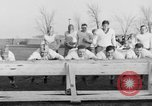 Image of Notre Dame football team South Bend Indiana USA, 1938, second 33 stock footage video 65675042790