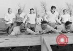 Image of Notre Dame football team South Bend Indiana USA, 1938, second 34 stock footage video 65675042790