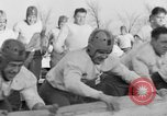 Image of Notre Dame football team South Bend Indiana USA, 1938, second 35 stock footage video 65675042790
