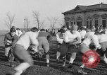 Image of Notre Dame football team South Bend Indiana USA, 1938, second 36 stock footage video 65675042790