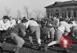 Image of Notre Dame football team South Bend Indiana USA, 1938, second 37 stock footage video 65675042790