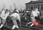 Image of Notre Dame football team South Bend Indiana USA, 1938, second 38 stock footage video 65675042790