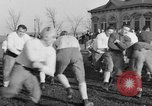 Image of Notre Dame football team South Bend Indiana USA, 1938, second 39 stock footage video 65675042790