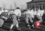 Image of Notre Dame football team South Bend Indiana USA, 1938, second 40 stock footage video 65675042790