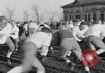 Image of Notre Dame football team South Bend Indiana USA, 1938, second 41 stock footage video 65675042790