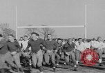 Image of Notre Dame football team South Bend Indiana USA, 1938, second 45 stock footage video 65675042790