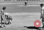 Image of St Louis Browns baseball team San Antonio Texas USA, 1938, second 34 stock footage video 65675042792