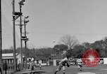 Image of St Louis Browns baseball team San Antonio Texas USA, 1938, second 48 stock footage video 65675042792