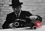 Image of life saving car bumper invention London England United Kingdom, 1930, second 13 stock footage video 65675042803