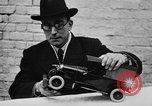Image of life saving car bumper invention London England United Kingdom, 1930, second 14 stock footage video 65675042803