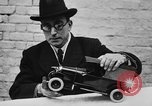 Image of life saving car bumper invention London England United Kingdom, 1930, second 15 stock footage video 65675042803
