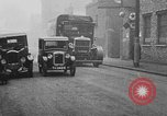 Image of life saving car bumper invention London England United Kingdom, 1930, second 31 stock footage video 65675042803