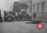 Image of life saving car bumper invention London England United Kingdom, 1930, second 33 stock footage video 65675042803