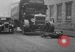 Image of life saving car bumper invention London England United Kingdom, 1930, second 34 stock footage video 65675042803