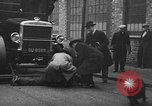 Image of life saving car bumper invention London England United Kingdom, 1930, second 41 stock footage video 65675042803