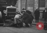 Image of life saving car bumper invention London England United Kingdom, 1930, second 42 stock footage video 65675042803