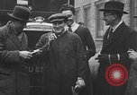 Image of life saving car bumper invention London England United Kingdom, 1930, second 47 stock footage video 65675042803