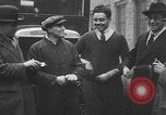 Image of life saving car bumper invention London England United Kingdom, 1930, second 49 stock footage video 65675042803