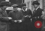 Image of life saving car bumper invention London England United Kingdom, 1930, second 50 stock footage video 65675042803