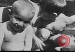 Image of gypsy children Moscow Russia Soviet Union, 1930, second 26 stock footage video 65675042805