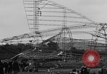 Image of British airship R101 Beauvais France, 1930, second 27 stock footage video 65675042806