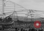 Image of British airship R101 Beauvais France, 1930, second 29 stock footage video 65675042806